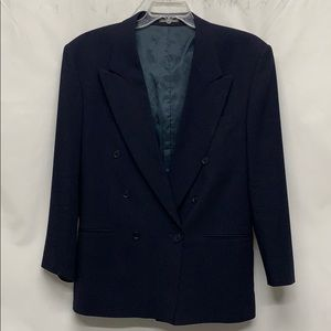 Vintage Yves Saint Laurent Men's Blazer